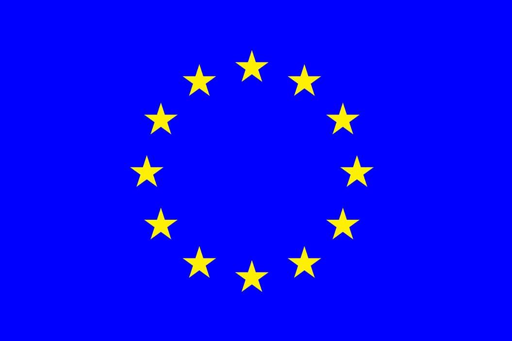 Bandera Unión Europea - Banderas y Soportes